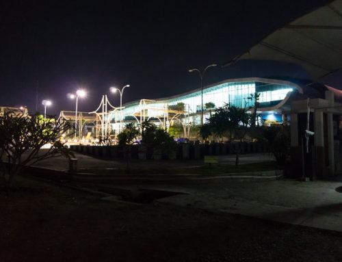 The Komodo Airport