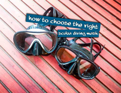 Your Scuba Diving Mask