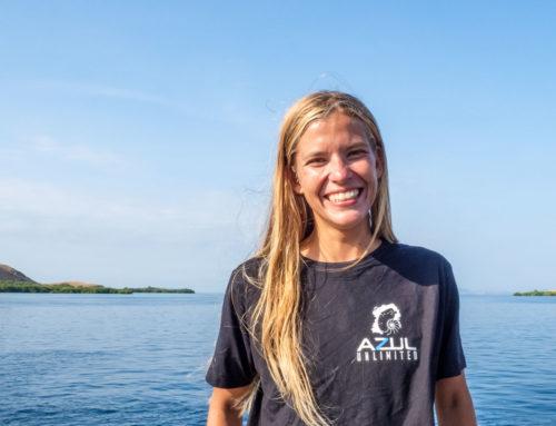 Introducing: Scuba Instructor Laura to Team Asmara
