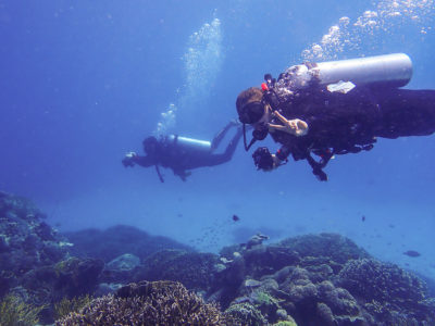 How to Overcome Fear of Scuba Diving