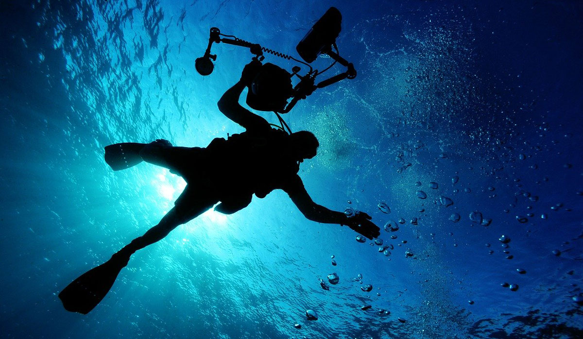 dizziness and diving