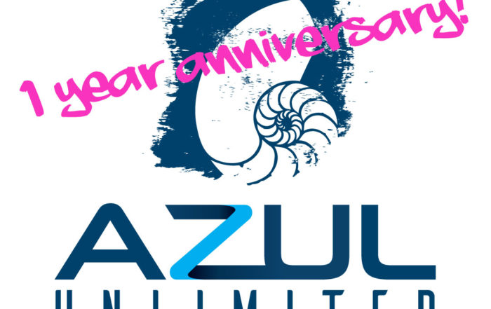 Azul unlimited anniversary
