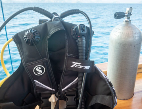 Basic Scuba Gear Maintenance